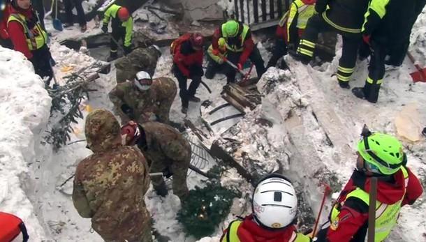 Gentiloni, orgogliosi dei soccorritori