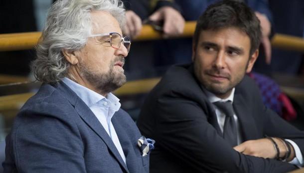 Grillo, habeums Legalicum, punto a 40%