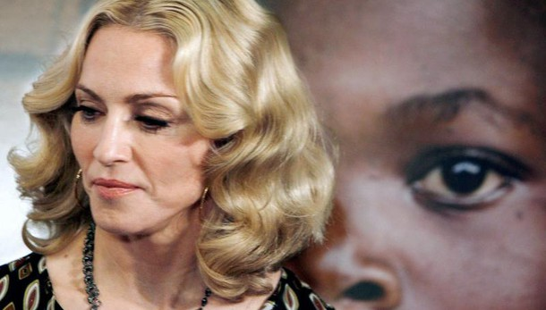 Madonna, 'voci nuove adozioni sono false