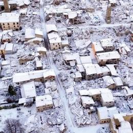 Terremoto, i numeri dei soccorsi Tra paura, neve, scosse e speranza