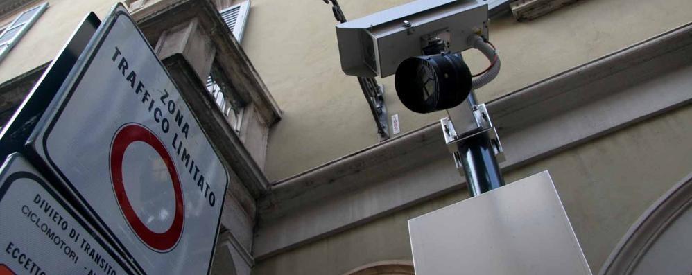 Bergamo, effetto nuove telecamere Boom di multe per Ztl,  144 al giorno