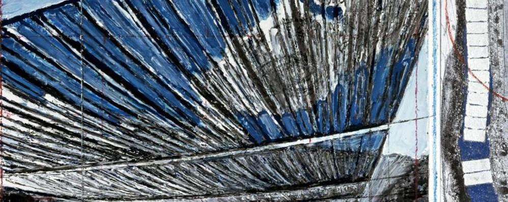 Christo cancella una colossale opera per protestare contro Donald Trump