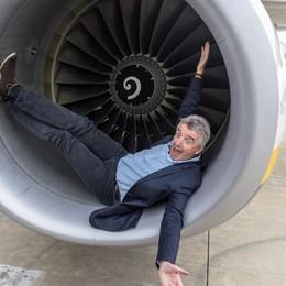 """Ryanair lancia una proposta ad Alitalia «Ma prima  deve """"liberarsi"""" di Air France»"""