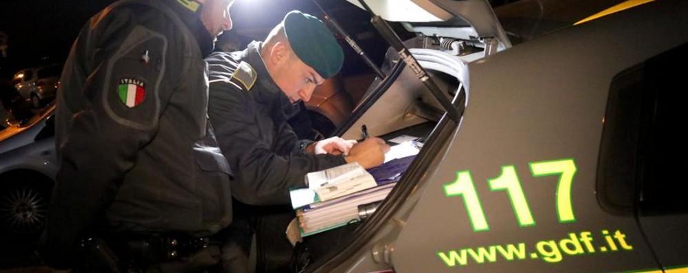 Scoperta evasione grazie a un tachigrafo  Nei guai autotrasportatore bergamasco