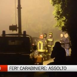 Calcio - Sparò ai carabinieri: assolto