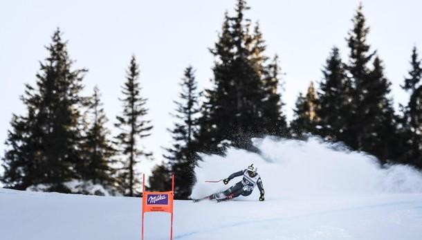 Discesa Garmisch: terzo l'azzurro Fill