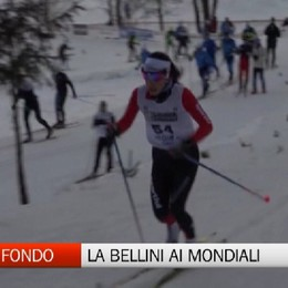 Sci di fondo, Martina Bellini ai Mondiali juniores
