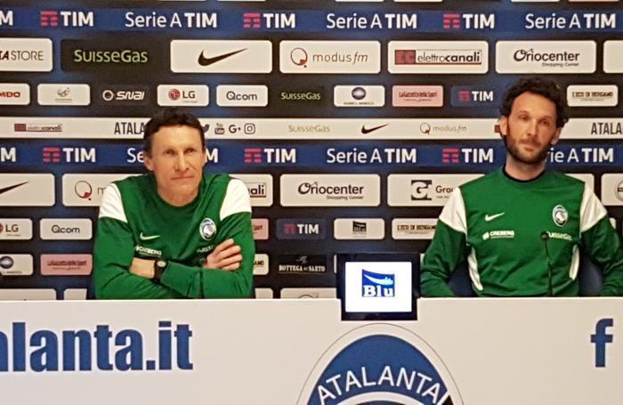 Da sinistra, Massimo Biffi e Mauro Fumagalli