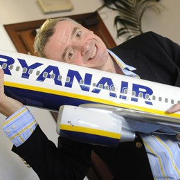 I voli low cost per gli Usa e quel marpione di O'Leary