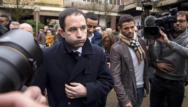 Francia, Hamon vince primarie gauche