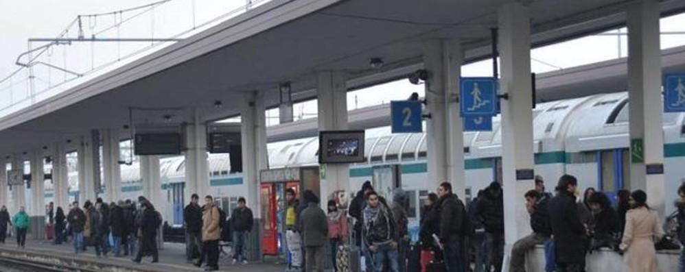 Ritardi del treno per Brescia  Scatta il bonus pendolari
