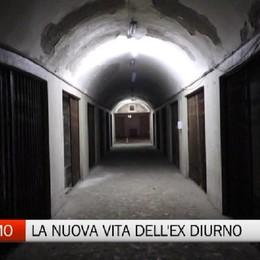 Bergamo, la nuova vita dell'ex Diurno