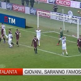 Torino - Atalanta 1-1, pari con tanto rammarico