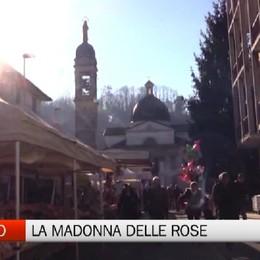 Albano Sant'Alessandro, i 600 anni della Madonna delle Rose