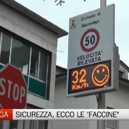 Gazzaniga, interventi sulla sicurezza stradale