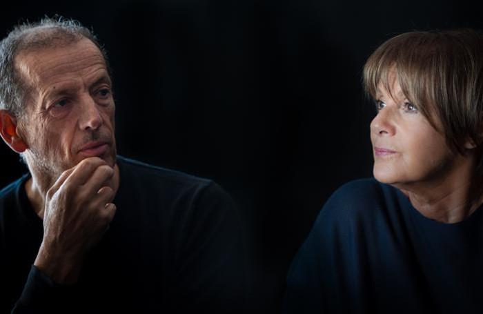 Marco Baliani e Lella Costa