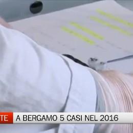 Meningite, a Bergamo 5 casi nel 2016