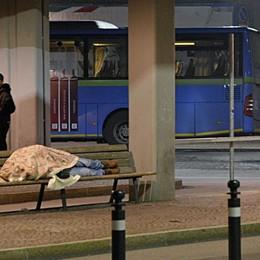 Servono coperte per i senzatetto L'appello del presidente Rossi