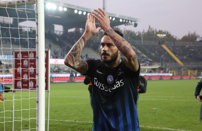 Mauricio Pinilla saluta l'Atalanta e torna al Genoa
