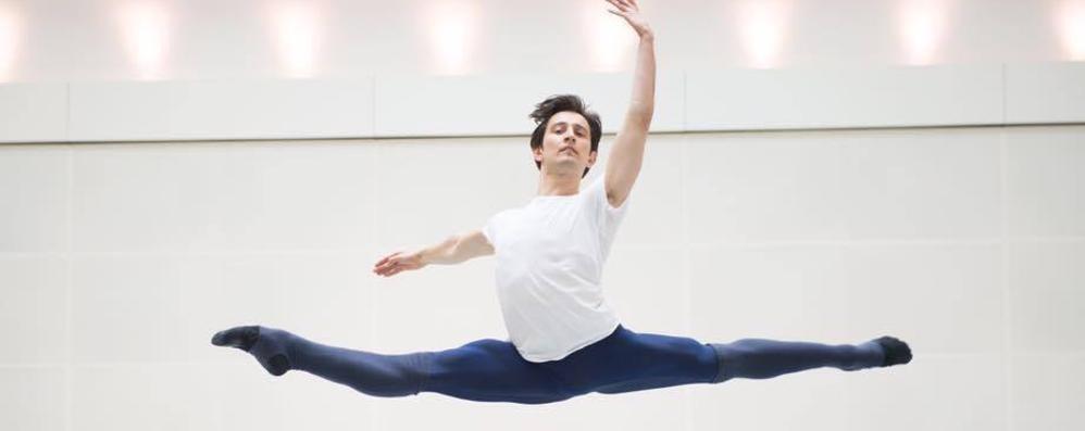 Zucchetti, da Calcinate a Londra Primo ballerino al Royal Ballet -Video