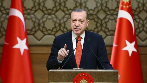 Erdogan,Turchia sotto attacco terroristi