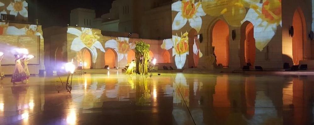 Oman, spettacolo alla corte del Sultano  Artisti da tutto il mondo, c'è  il Tascabile