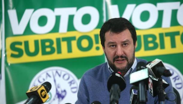 Salvini, Governo Gentiloni è uno scherzo