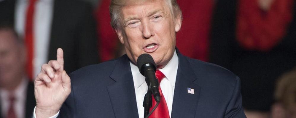 La crisi pesa Piccoli Trump crescono