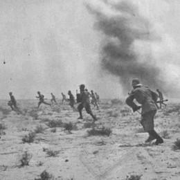 Nonno disperso in guerra Il nipote lo «ritrova» dopo cento anni