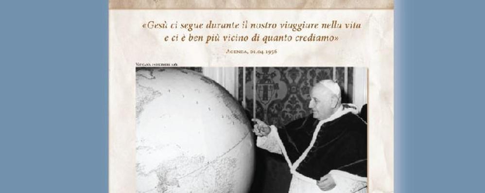 «Un nonno e un Papa» Il calendario di Papa Giovanni XXIII