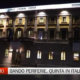 Bando delle periferie, Bergamo quinta in Italia