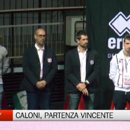 Caloni Agnelli, partenza vincente nel 2017
