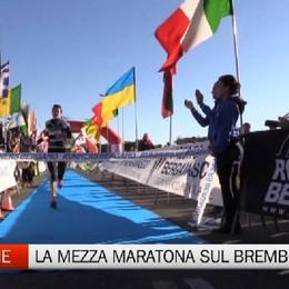 Dalmine, la 9a edizione della Mezza Maratona sul Brembo