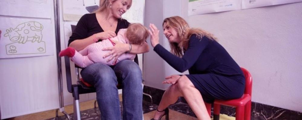 «Aiutiamo le mamme ad allattare di più»