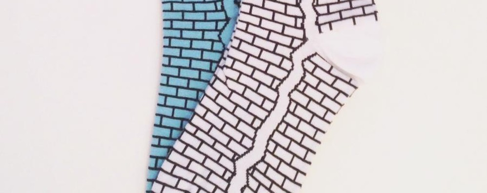 Calze conto i muri del mondo Bresciani, a Spirano si usa la fibra di rosa