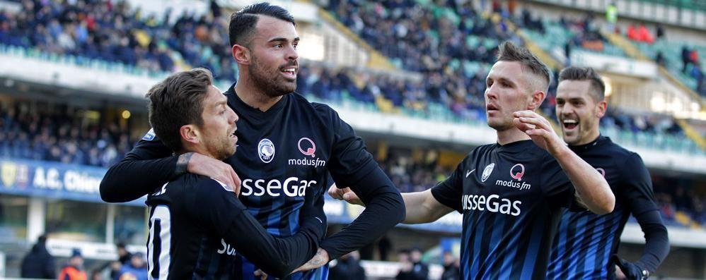 Atalanta, giro di boa da primato Più 11 punti in un anno: nessuno meglio