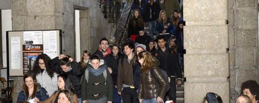 Caldaia in blocco al Vittorio Emanuele Troppo freddo, studenti rimandati a casa