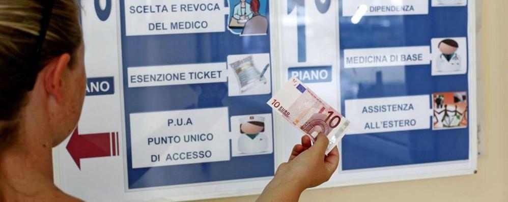 Ticket sanitari, «false» esenzioni  Raffica di ricorsi: «Cambiate la legge»