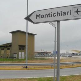 Montichiari, niente aerei (per ora) ma ok alla ferrovia per Brescia