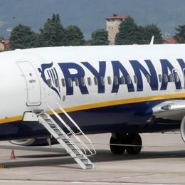 Orio, Ryanair e le rotte future