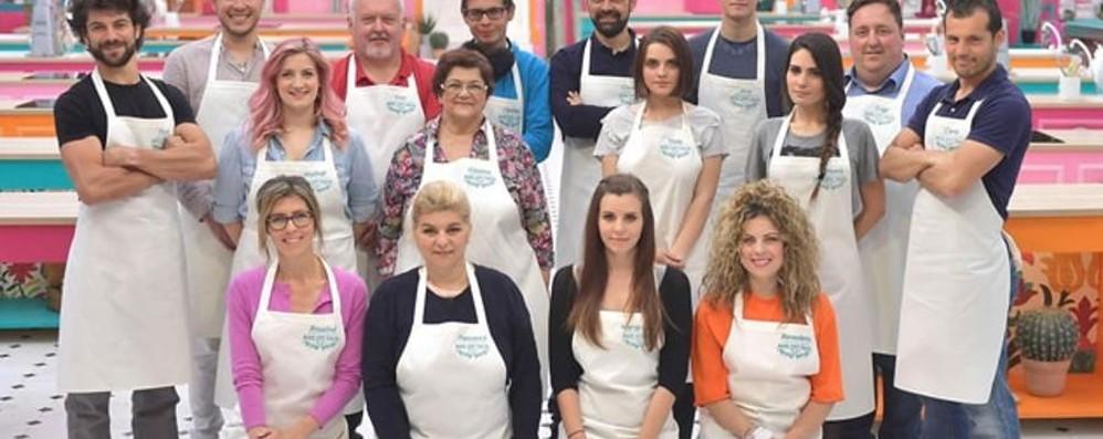 Bake Off Italia, ci sono Carlo e Rosalinda Venerdì Bergamo tifa per loro