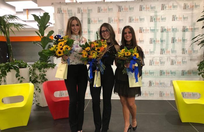 Da sinistra Michela Podera, Miriana Perletti e Camilla Elzi