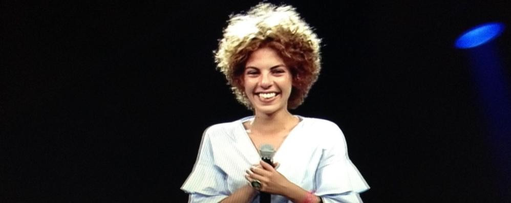 Rita  commuove X-Factor  Una «Sally» da brividi