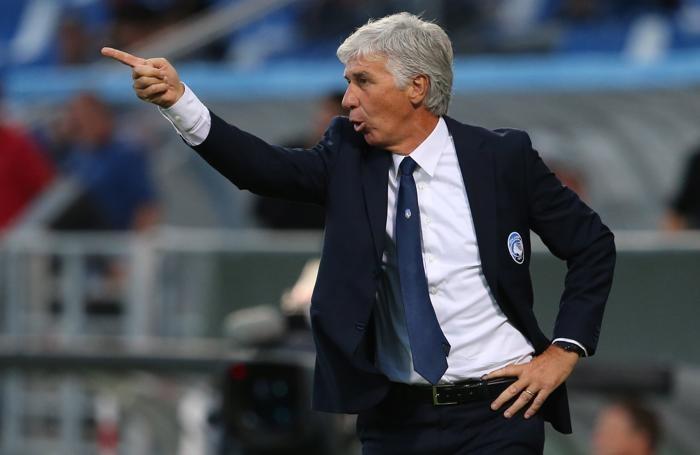 Uefa Europa League atalanta-everton gasperini gian piero