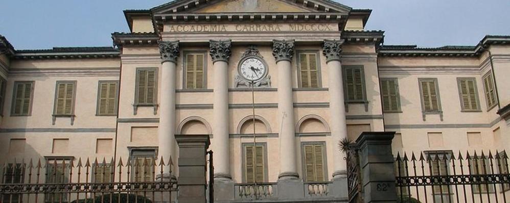 In Accademia Carrara  visite guidate gratuite