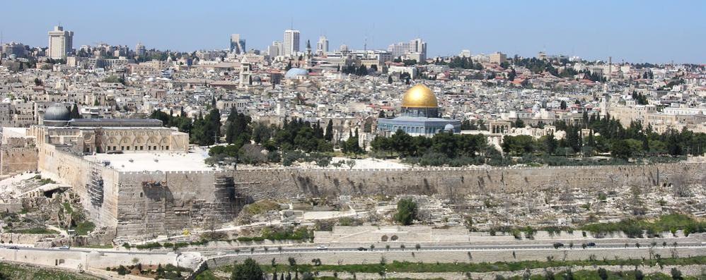 Il Giro a Gerusalemme Una folata di pace