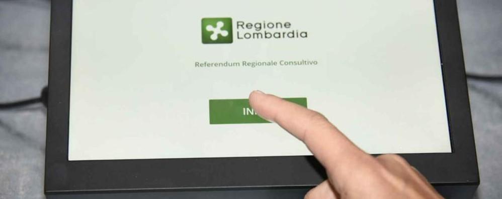 Referendum, il voto sarà in tempo reale Dalle 7 alle 23 alle urne (con il tablet)