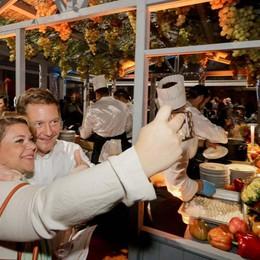 «Street food» stellato per i ministri Il menu dei Cerea. Con dolce a sorpresa