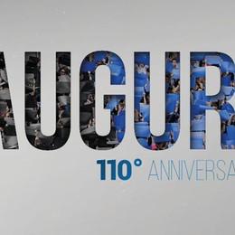 Auguri Atalanta! Storia di una passione I migliori 110 anni della nostra vita