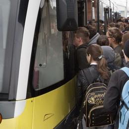 La Teb piace ai bergamaschi  27 milioni di passeggeri in sette anni